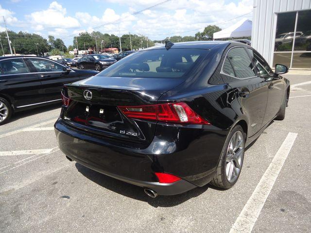 2015 Lexus IS 250 F SPORT PKG SEFFNER, Florida 15