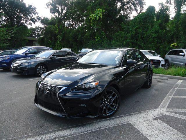 2015 Lexus IS 250 F SPORT PKG SEFFNER, Florida 31