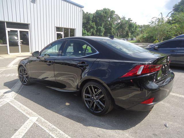 2015 Lexus IS 250 F SPORT PKG SEFFNER, Florida 42