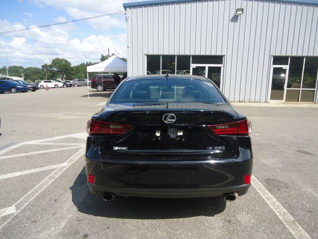2015 Lexus IS 250 F SPORT PKG SEFFNER, Florida 44