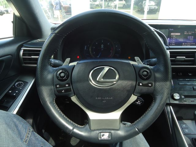 2015 Lexus IS 250 F SPORT PKG SEFFNER, Florida 54