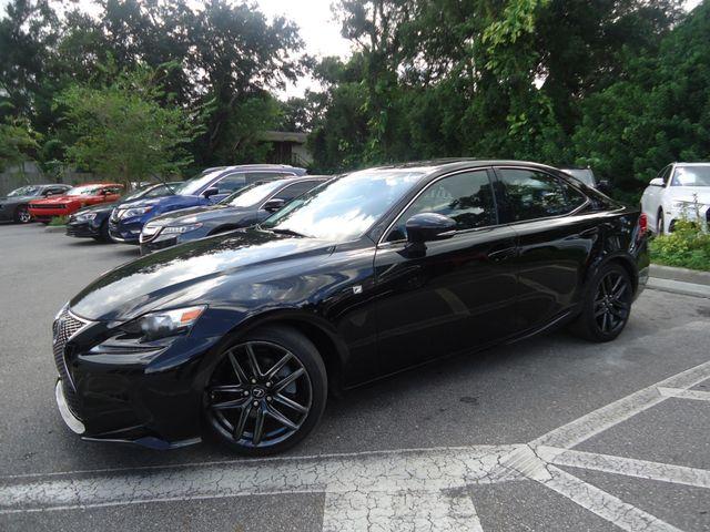 2015 Lexus IS 250 F SPORT PKG SEFFNER, Florida 36