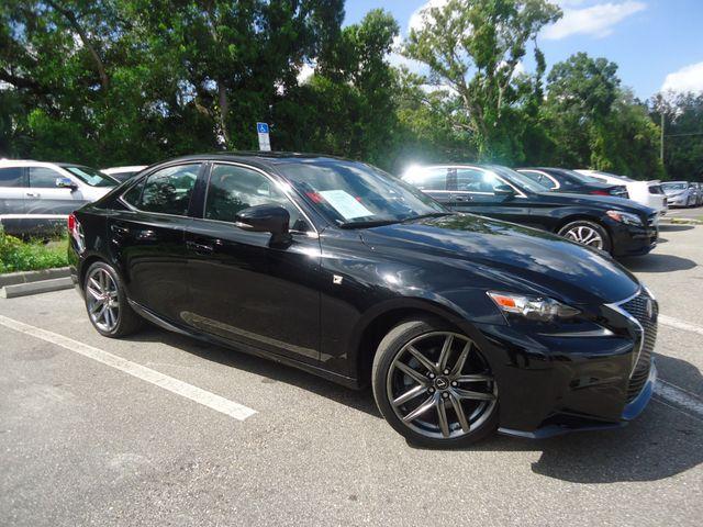 2015 Lexus IS 250 F SPORT PKG SEFFNER, Florida 39