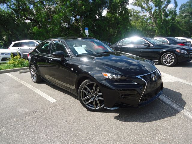 2015 Lexus IS 250 F SPORT PKG SEFFNER, Florida 40