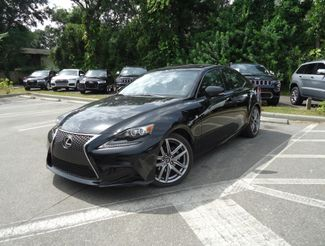 2015 Lexus IS 250 F SPORT PKG