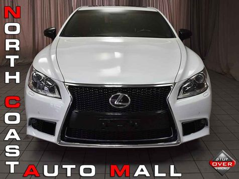 2015 Lexus LS 460 4dr Sedan Crafted Line AWD in Akron, OH