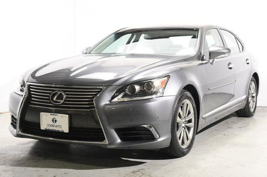 lexus ls 460 bluetooth audio