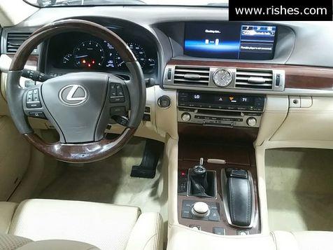 2015 Lexus LS 460 L AWD w/Levinson sound / adaptive cruise | Rishe's Import Center in Ogdensburg, New York