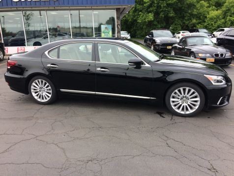2015 Lexus LS 460 L AWD w/Levinson sound / adaptive cruise | Rishe's Import Center in Ogdensburg, New York