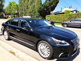 2015 Lexus LS 460 L La Crescenta, CA