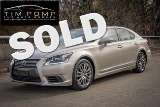 2015 Lexus LS 460 LUXURY PREVIOUS CERTIFED LEXUS  | Memphis, Tennessee | Tim Pomp - The Auto Broker in  Tennessee