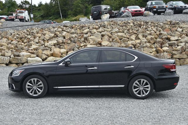 2015 Lexus LS 460 Naugatuck, Connecticut 1