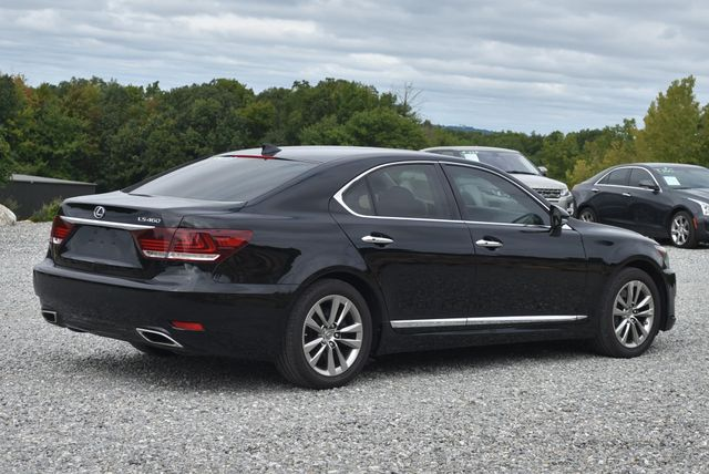 2015 Lexus LS 460 Naugatuck, Connecticut 4