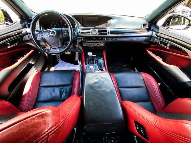 2015 Lexus LS 460 Crafted Line Madison, NC 35