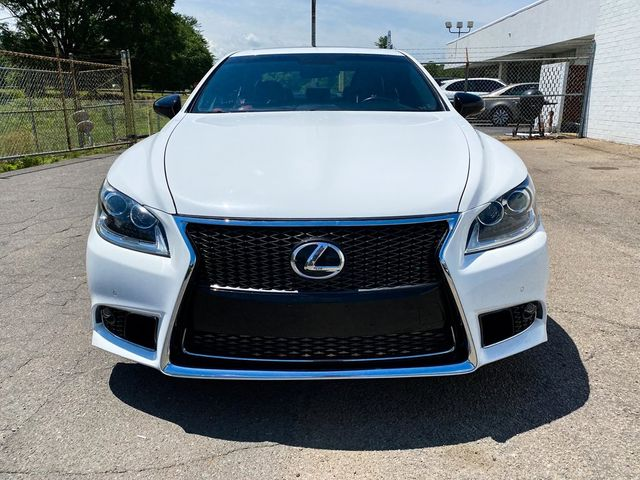 2015 Lexus LS 460 Crafted Line Madison, NC 6