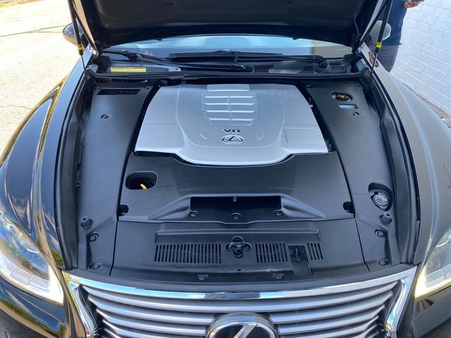 2015 Lexus LS 460 Madison, NC 49