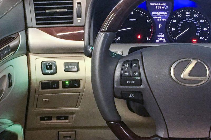 2015 Lexus LS 460  city CA  M Sport Motors  in Walnut Creek, CA