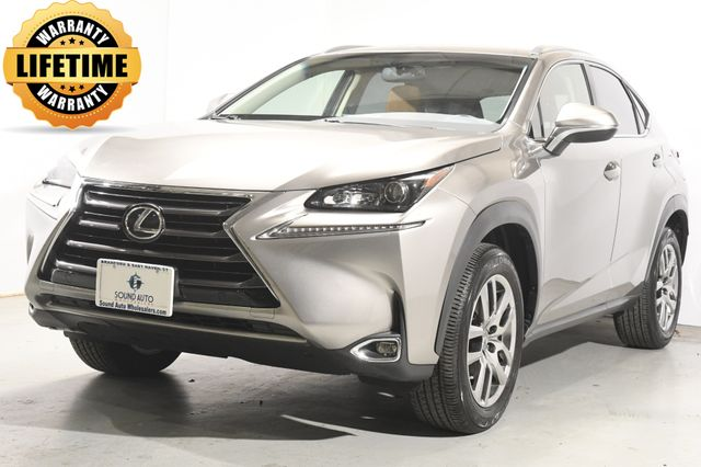 2015 Lexus NX 200t Blind Spot & Heated & Cooled Seats