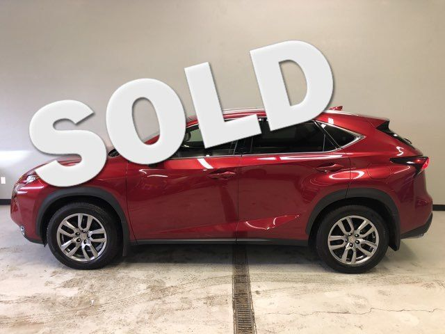 2015 Lexus NX 200t AWD Luxury W/PCS