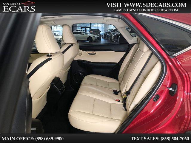 2015 Lexus NX 200t in San Diego, CA 92126