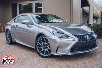 2015 Lexus RC 350 F Sport Package F SPORT in Arlington, Texas 76013