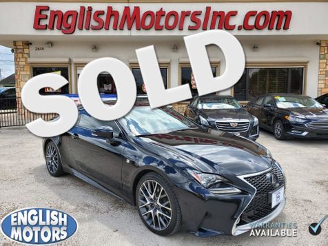 2015 Lexus RC 350  in Brownsville, TX
