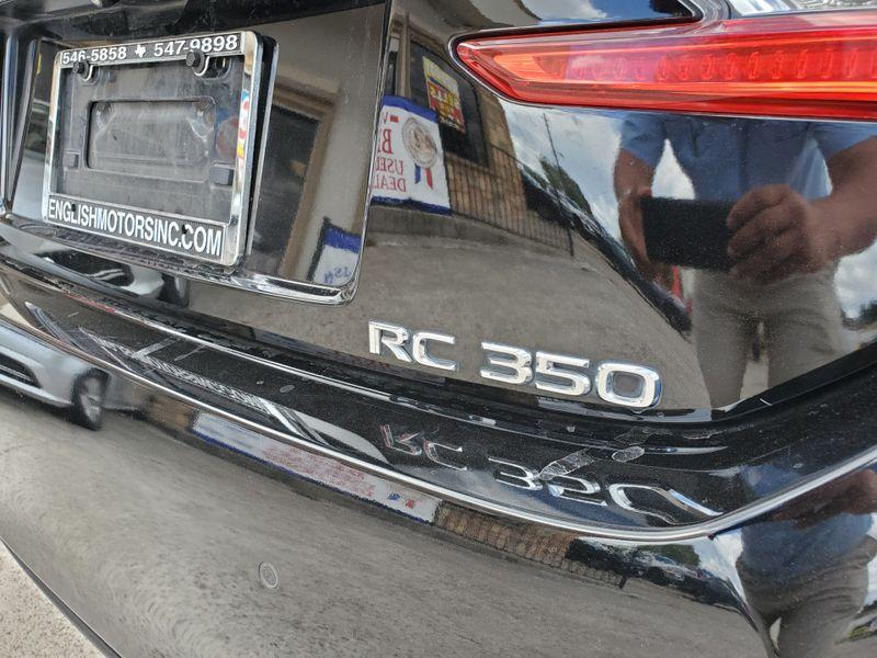 2015 Lexus RC 350   Brownsville TX  English Motors  in Brownsville, TX