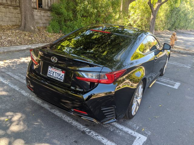 2015 Lexus RC 350 (*NAVIGATION & BACK-UP CAMERA..HEAT/COOLED SEATS*) in Campbell, CA 95008