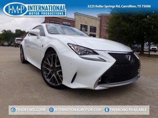 2015 Lexus RC 350 in Carrollton, TX 75006
