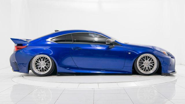 2015 Lexus RC 350 F Sport Bagged with Many Upgrades in Dallas, TX 75229