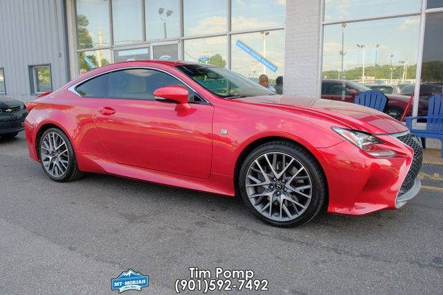 2015 Lexus RC 350 - F SPORT in Memphis, Tennessee 38115