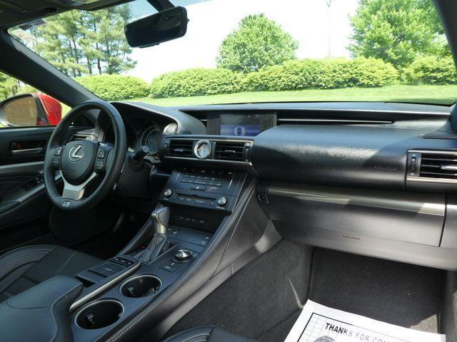 2015 Lexus RC 350 F-SPORT PAKAGE  ALL WHEEL DRIVE Leesburg, Virginia 18