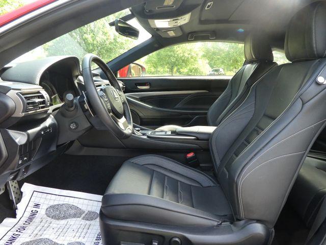 2015 Lexus RC 350 F-SPORT PAKAGE  ALL WHEEL DRIVE Leesburg, Virginia 17