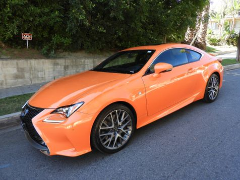 2015 Lexus RC 350 Coupe F-Sport Low Mileage! Stunning! in , California