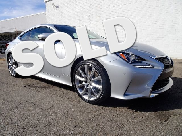 2015 Lexus RC 350 350 Madison, NC 0