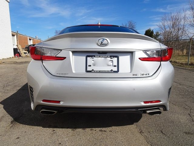 2015 Lexus RC 350 350 Madison, NC 3
