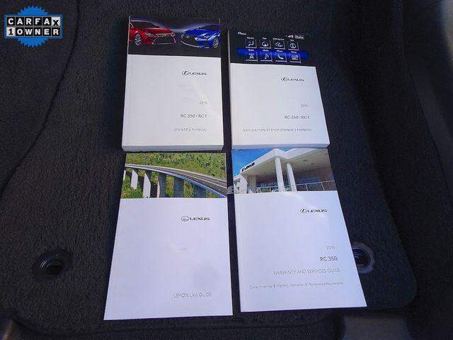 2015 Lexus RC 350 350 Madison, NC 43