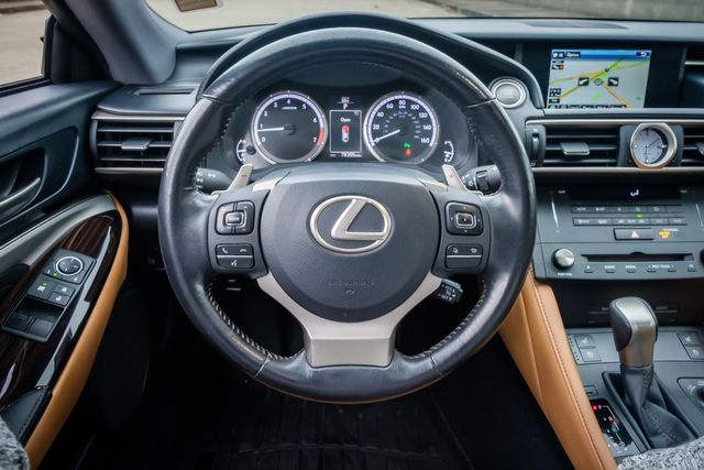2015 Lexus RC 350 LEATHER SUNROOF in Memphis, Tennessee 38115