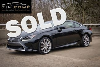 2015 Lexus RC 350 LEATHER SUNROOF | Memphis, Tennessee | Tim Pomp - The Auto Broker in  Tennessee