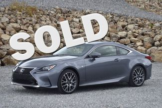 2015 Lexus RC 350 Naugatuck, Connecticut