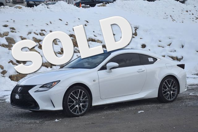 2015 Lexus RC 350 F Sport Naugatuck, Connecticut
