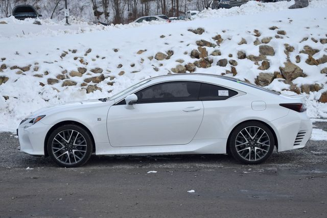 2015 Lexus RC 350 F Sport Naugatuck, Connecticut 1