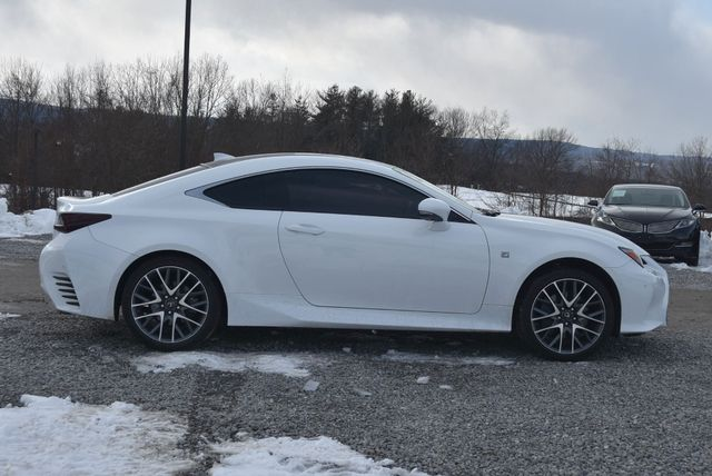 2015 Lexus RC 350 F Sport Naugatuck, Connecticut 5