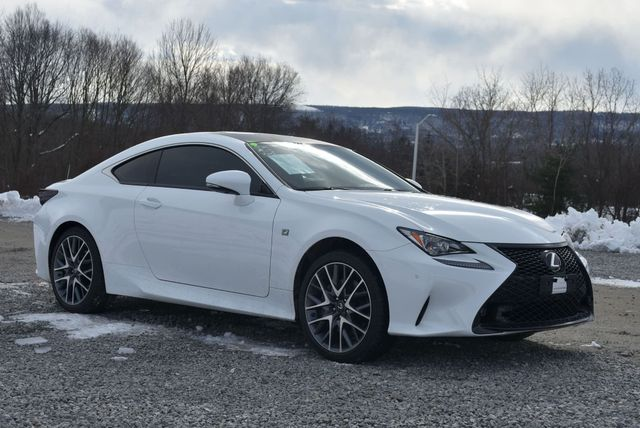 2015 Lexus RC 350 F Sport Naugatuck, Connecticut 6