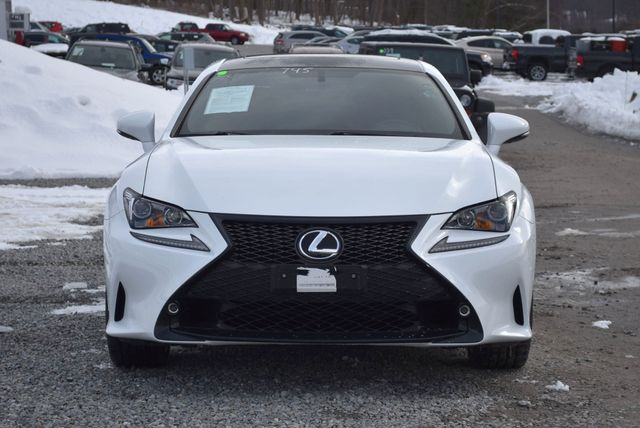 2015 Lexus RC 350 F Sport Naugatuck, Connecticut 7