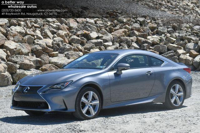 2015 Lexus RC 350 AWD Naugatuck, Connecticut