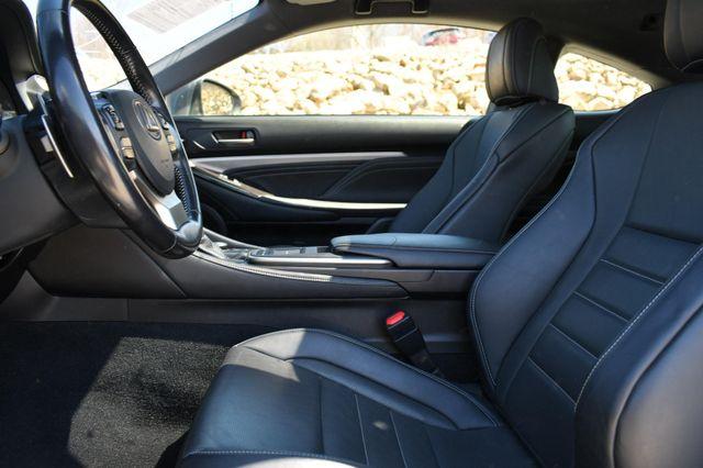 2015 Lexus RC 350 AWD Naugatuck, Connecticut 14