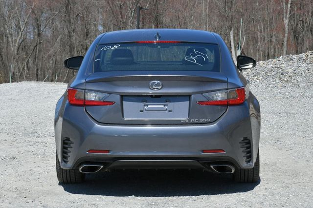 2015 Lexus RC 350 AWD Naugatuck, Connecticut 5
