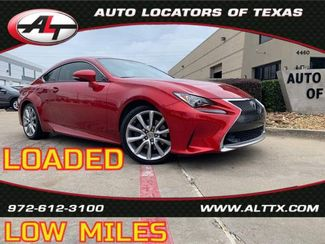 2015 Lexus RC 350 in Plano, TX 75093
