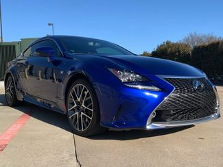 2015 Lexus RC 350 F-SPORT * Mark Levinson * VGRS * Sunroof * NAVI * in Plano, Texas 75093